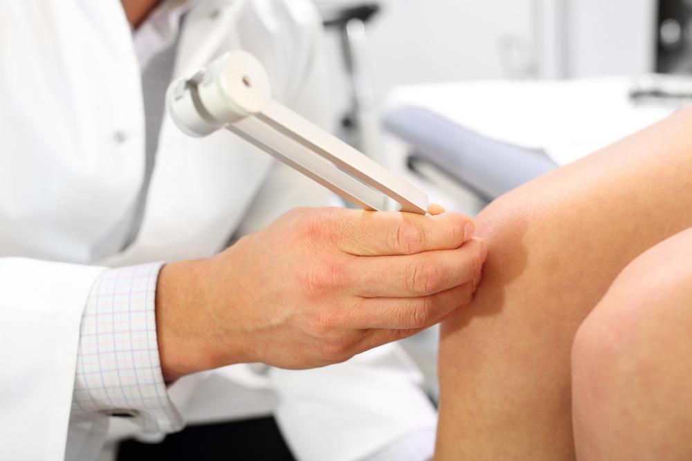 badanie kolana